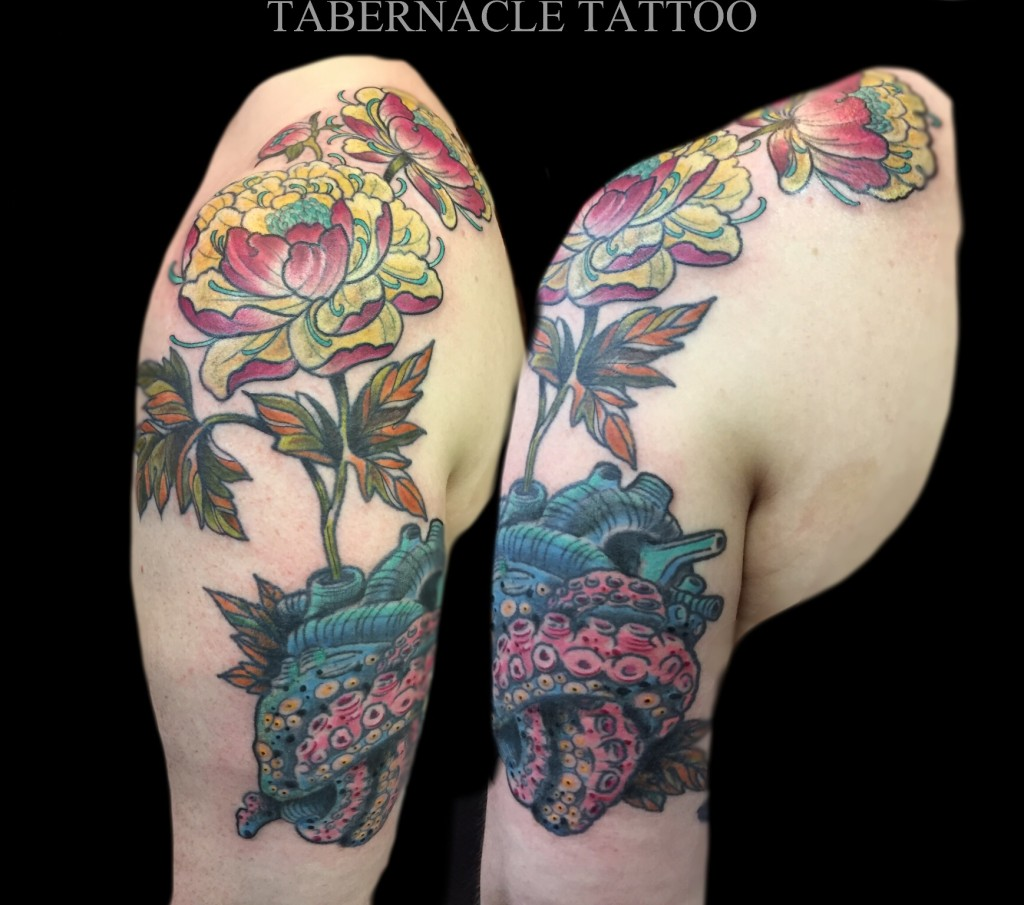 Tattoos for woman Tampa Florida