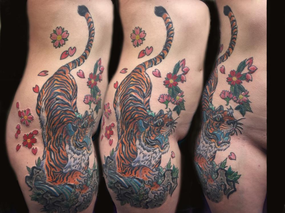Tampa tattoo parlors