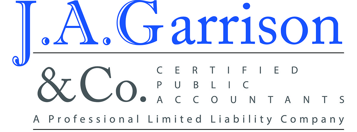 J.A. Garrison & Co. Provide all Accounting Services