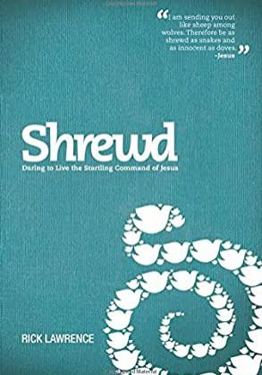 Shrewd Book Image