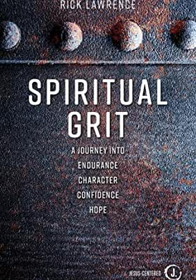 Spiritual Grit Book Image