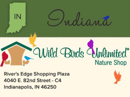 Wild Birds Unlimited | Indiana