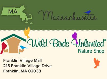 Wild Birds Unlimited | Massachusetts