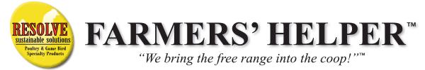 foragecakes.com | Resolve Sustainable Solutions Logo