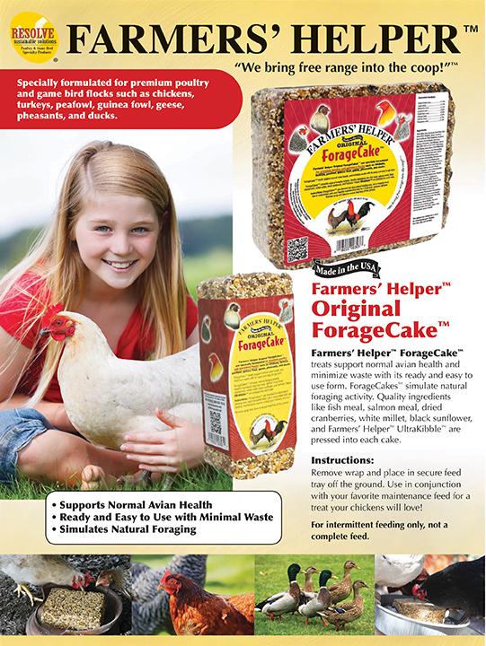Farmers' Helper™ Original ForageCake™
