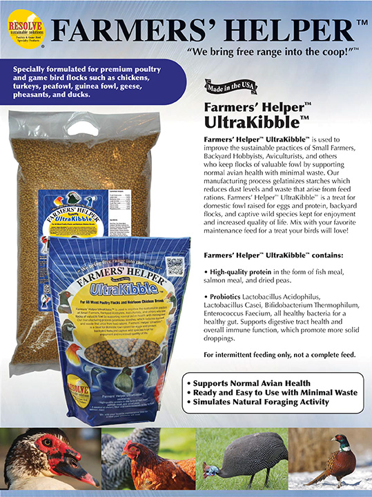 Farmers' Helper™ UltraKibble™