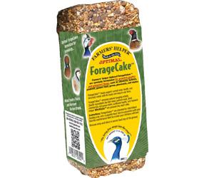 Farmers' Helper™ Optimal ForageCake™ for Mixed Flocks