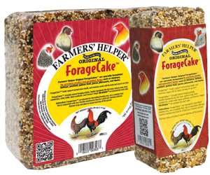 Farmers' Helper™ Original ForageCake™