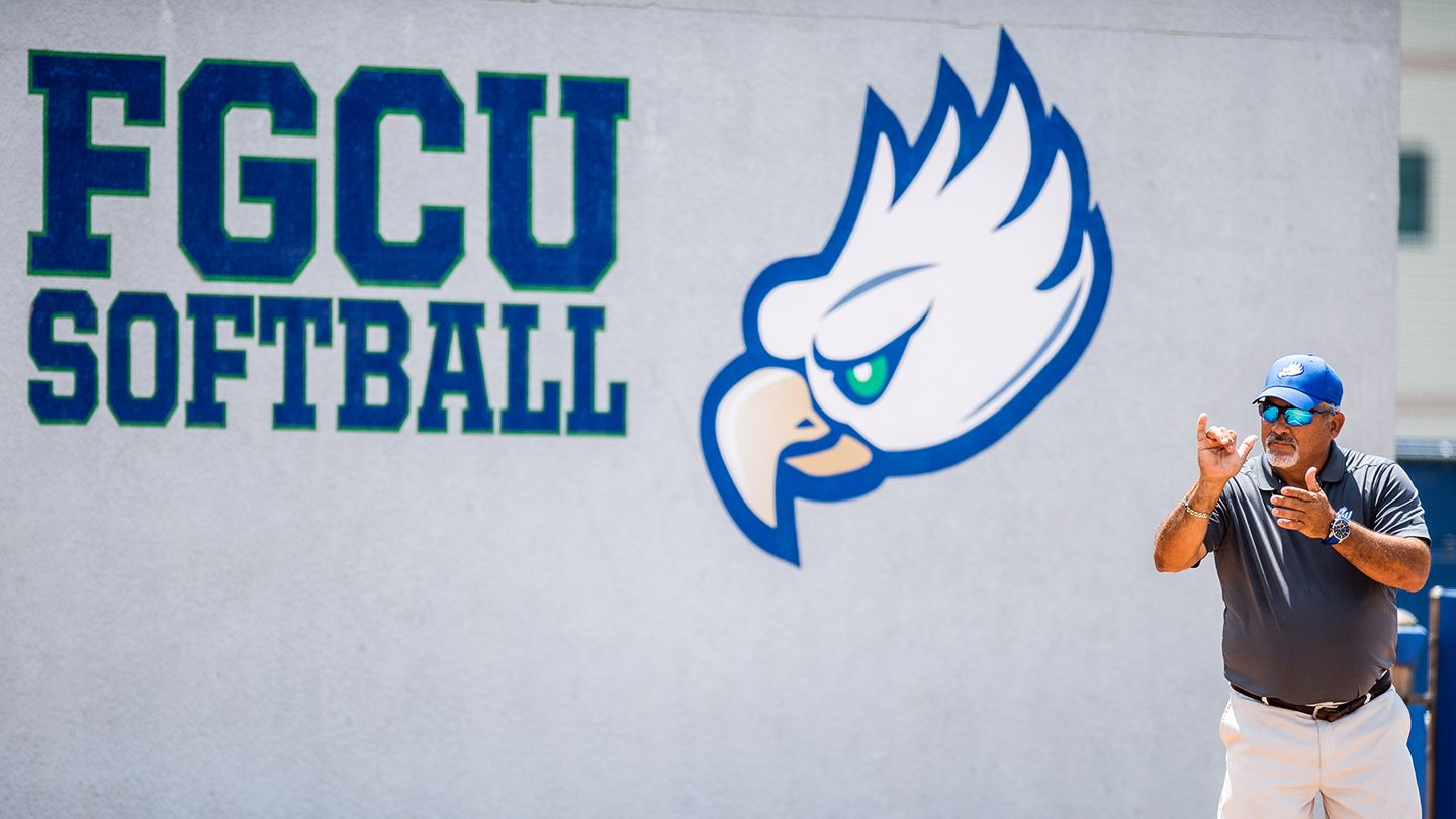 FGCU Softball Slotted Third as Two Eagles Land on the Preseason All-Conference List