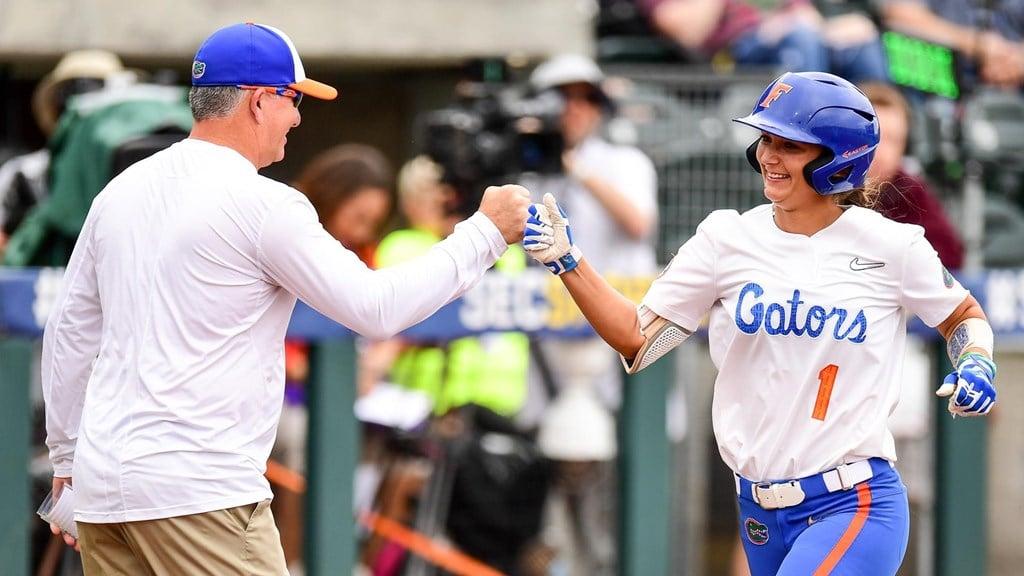 Florida Softball in the Rankings