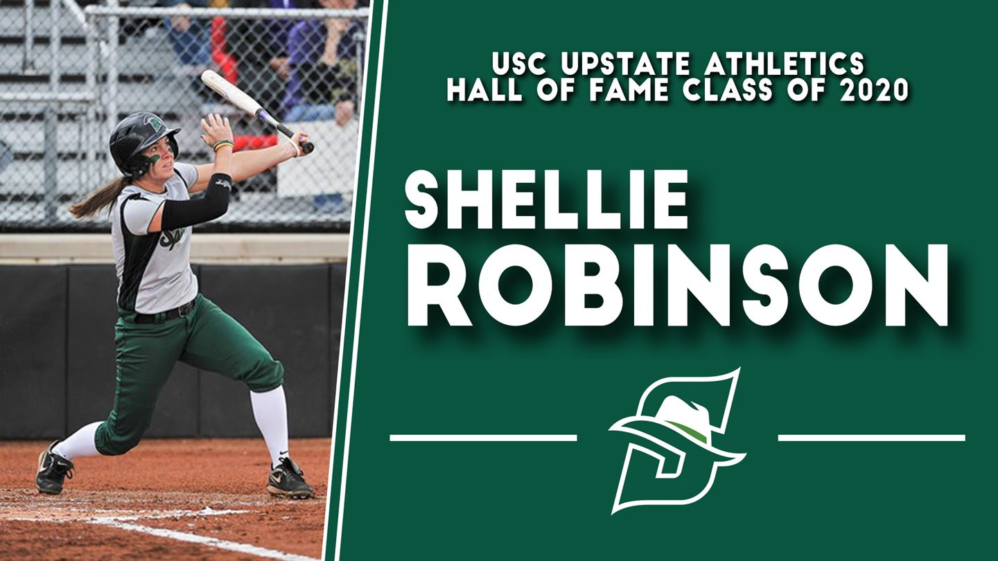 Shellie Robinson To Be Inducted into USC Upstate Athletics Hall of Fame