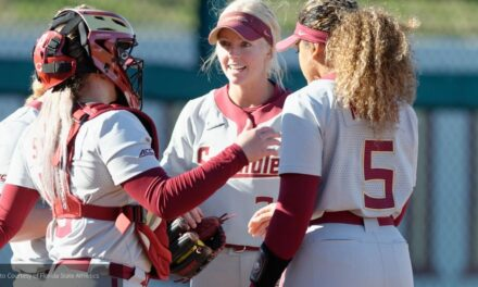SYDNEY SHERRILL PROFILE FROM FLORIDA STATE ATHLETICS