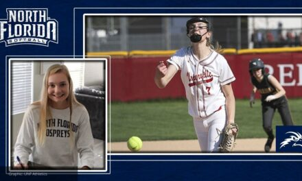 UNF Softball Adds UNLV Pitcher Arends to Roster