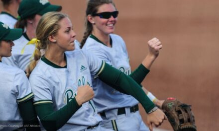 LEISTL SISTERS HAPPY TO STICK TOGETHER WITH USF SOFTBALL