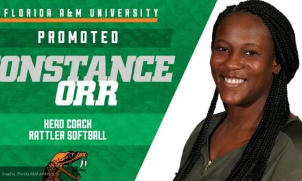 ORR PROMOTED TO NEW HEAD SOFTBALL COACH