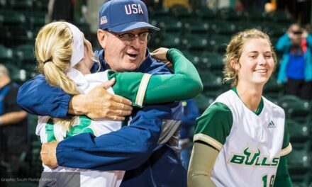 ERIKSEN REFLECTS ON 'AMAZING' USF EXPERIENCE, LOOKS FORWARD TO BUSY YEAR AHEAD