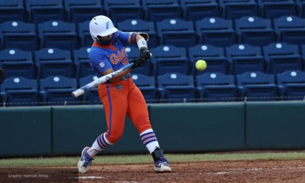 Goddard, Hoover Home Runs Lift Blue Over Orange in Series Finale