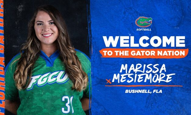 Mesiemore to Join Gators for 2021 Season
