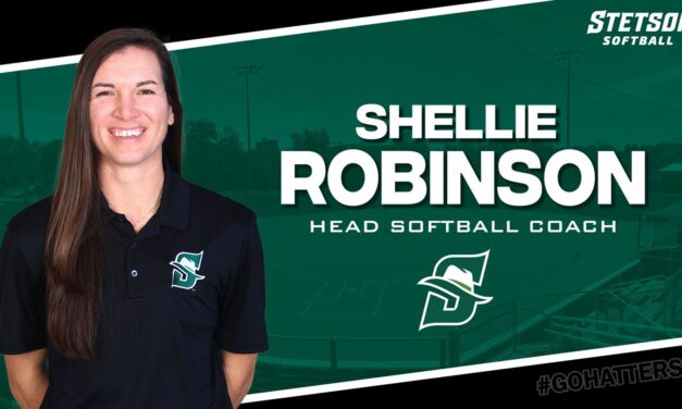 Shellie Robinson Named Head Softball Coach