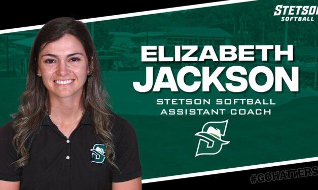 Elizabeth Jackson Named Assistant Stetson Softball Coach