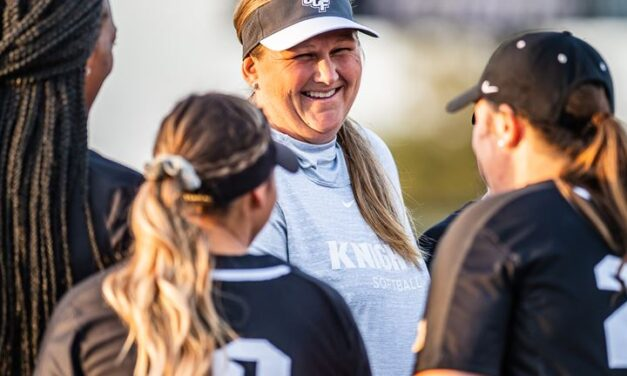 Cindy Ball-Malone Signs Extension at UCF SOFTBALL
