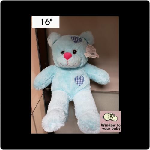 "16"" Blue Bear"