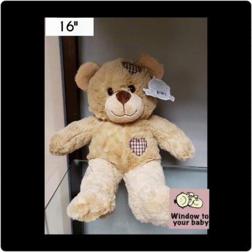 "16"" Brown Bear"