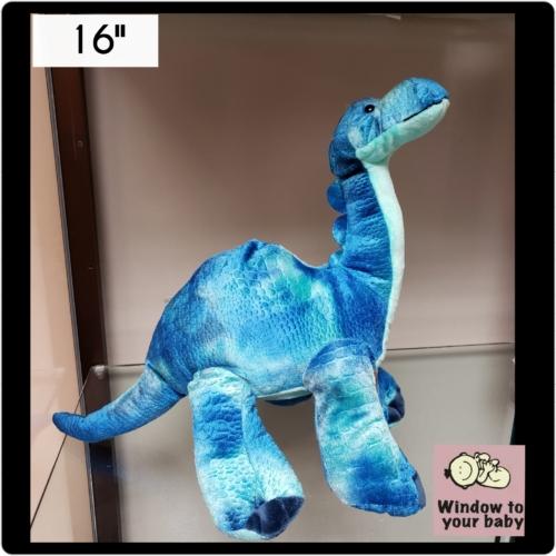 "16"" Blue Dinosaur"