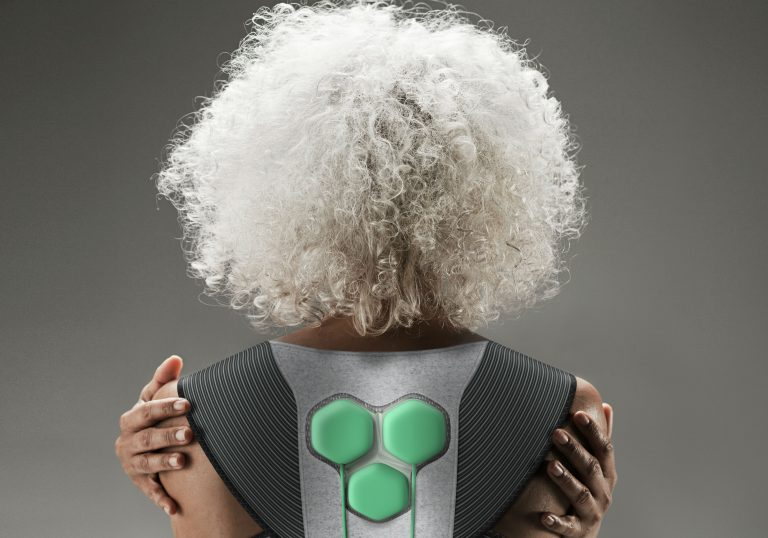 It's no Iron Man suit, but could this futuristic smart wearable help seniors move?