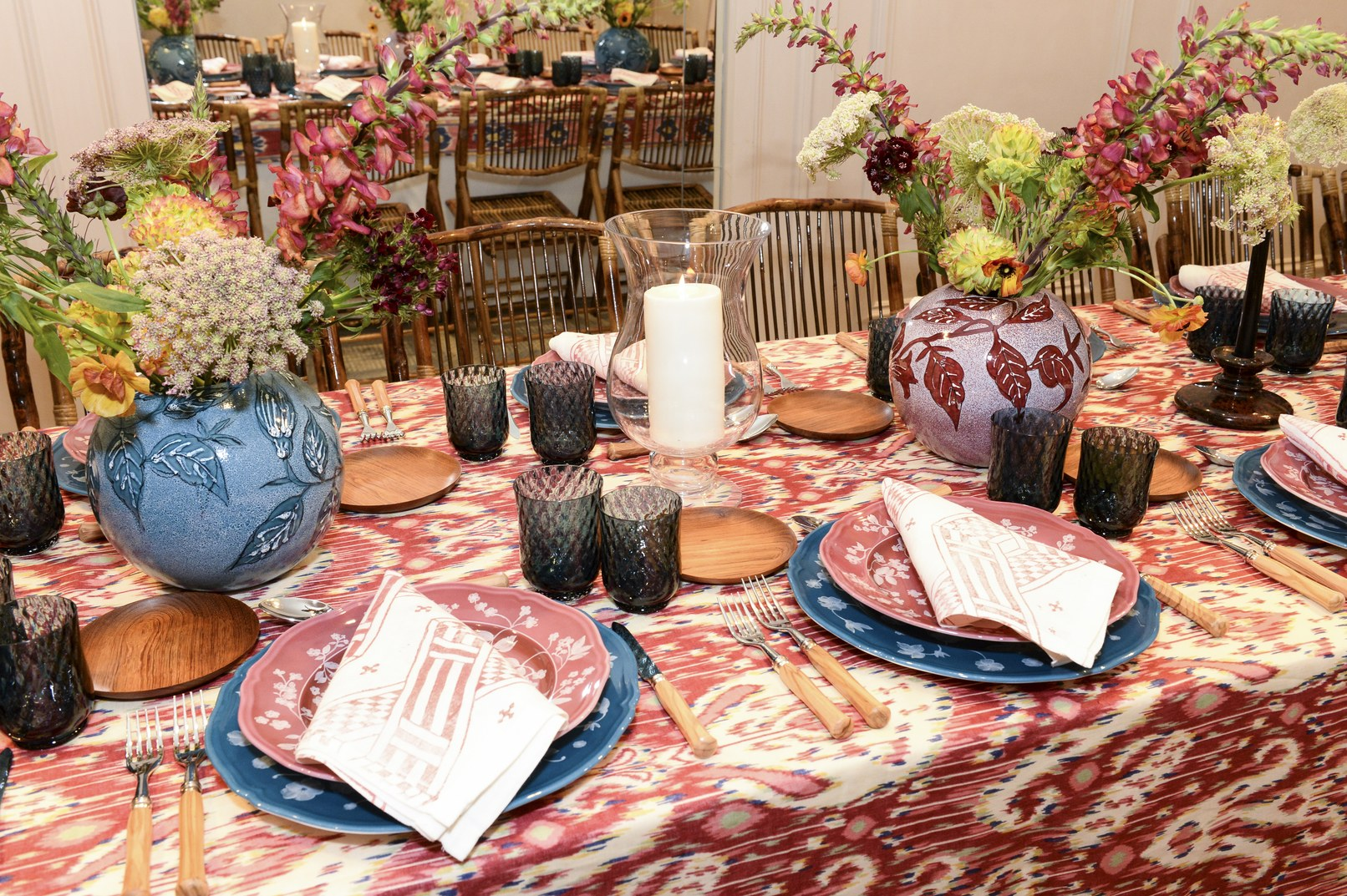 Well-Dressed Lifestyle Tabletop Moda Operandi and Cabana Forever Chic by Meg