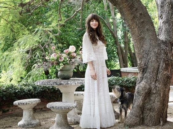 Dakota Johnson Enchanting Hideaway in LA Forever Chic by Meg
