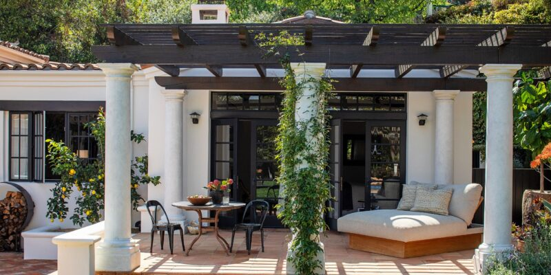 Kendall Jenner LA Home Inspiration for the HomeGoods Style Server Forever Chic by Meg