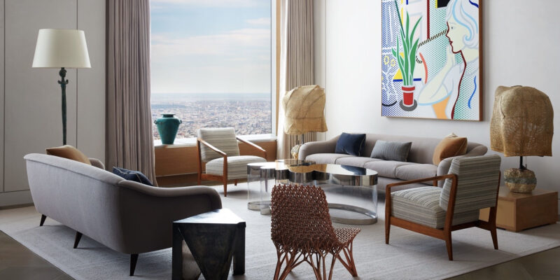 Midtown Manhattan High Standards Interiors Forever Chic by Meg