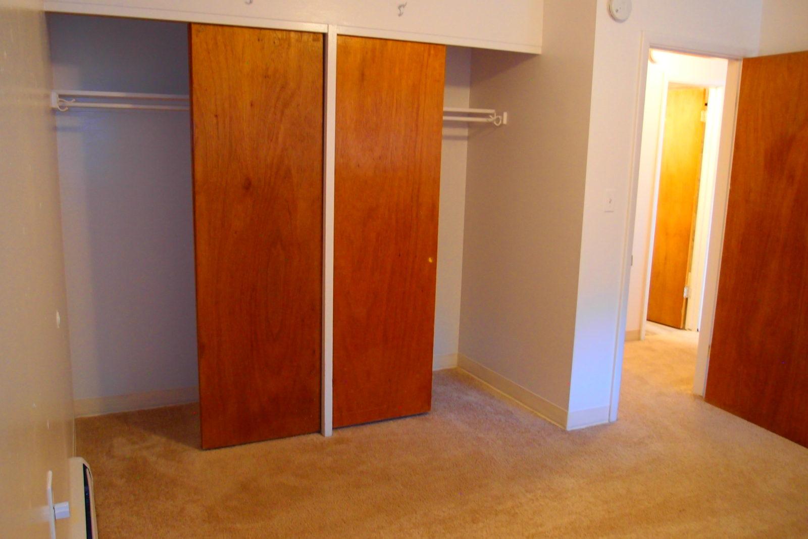 Bedroom Two Closet