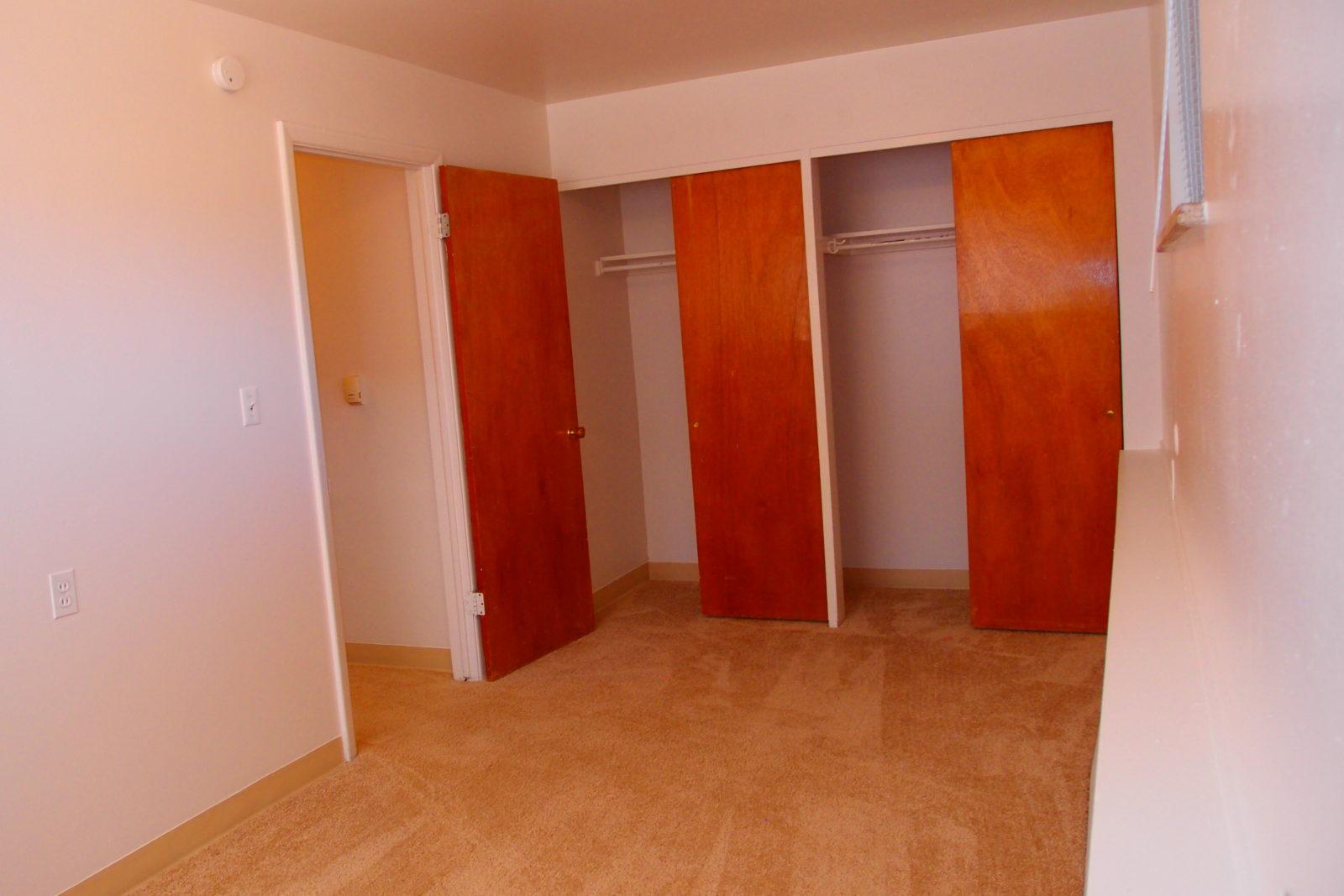 Bedroom One Closet