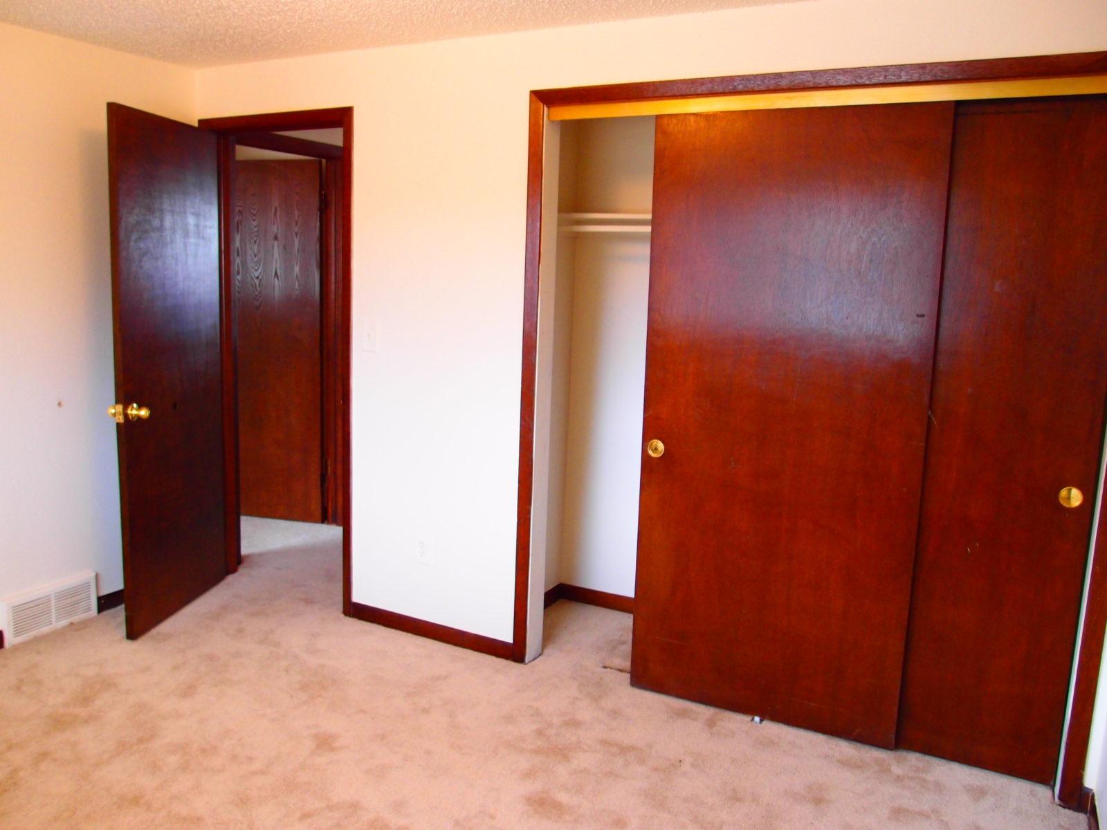 2168 Dexter: Bedroom 2 Closet