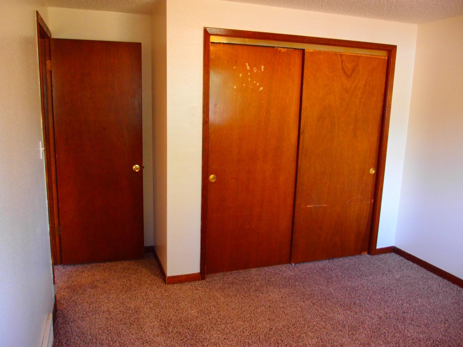 2166 Dexter: Bedroom 2 Closet