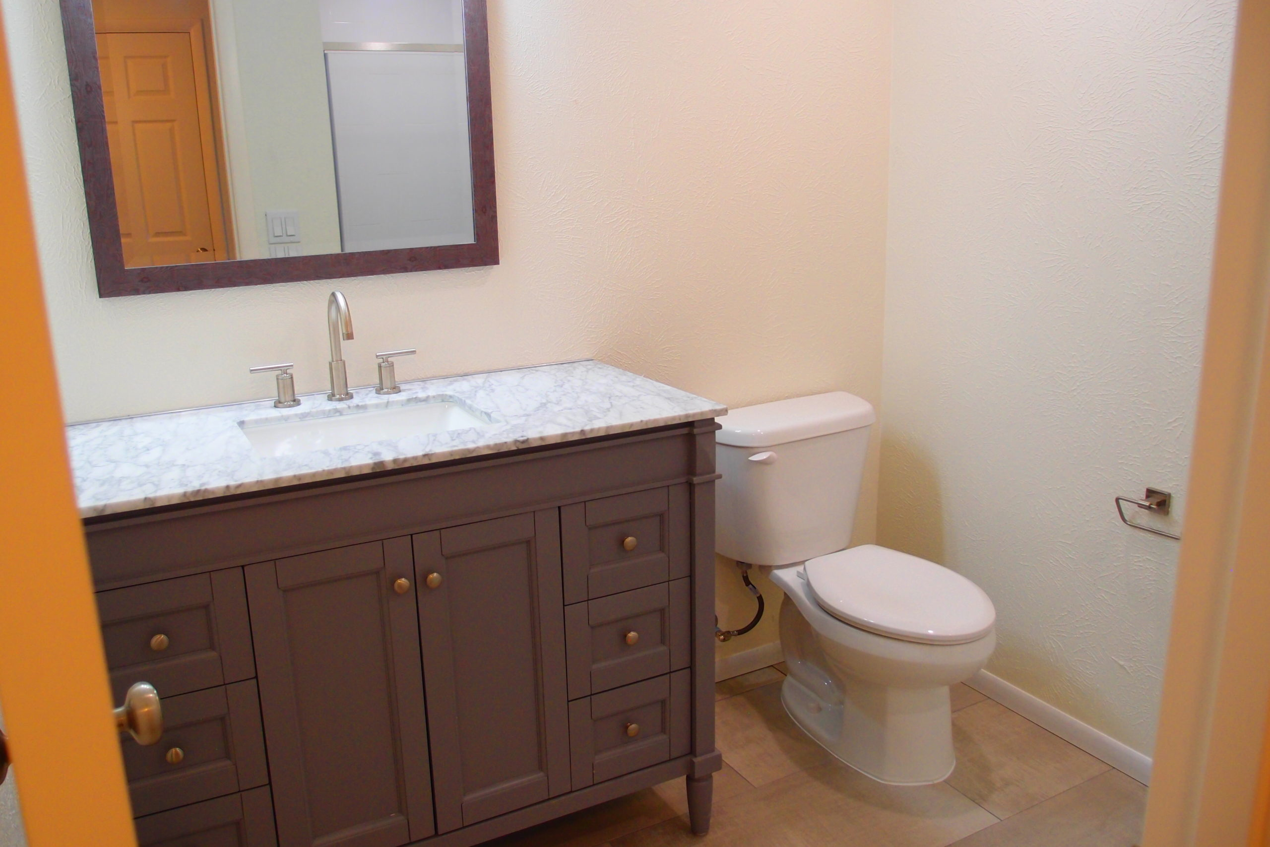 Spruce Bathroom Most Units