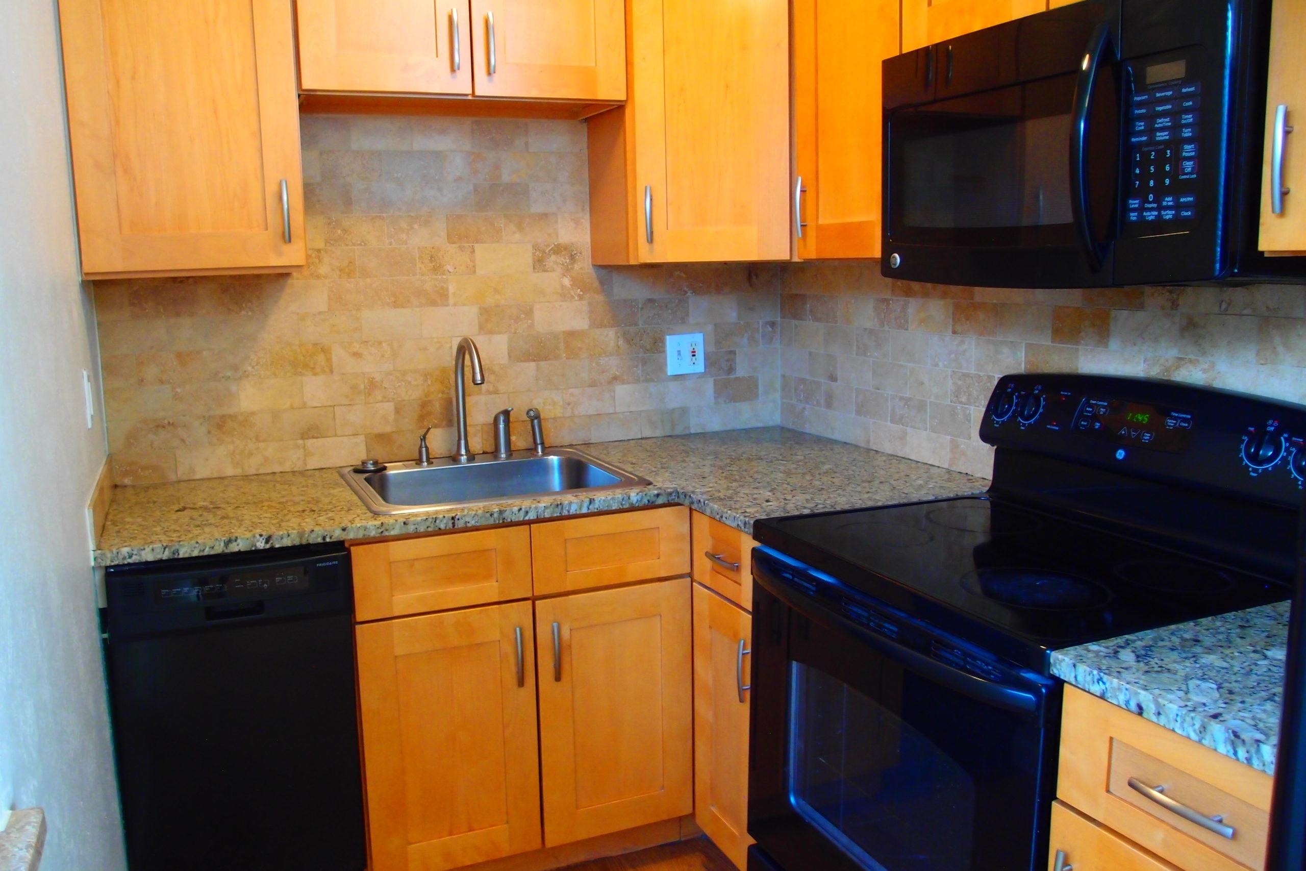Spruce Kitchen Sink