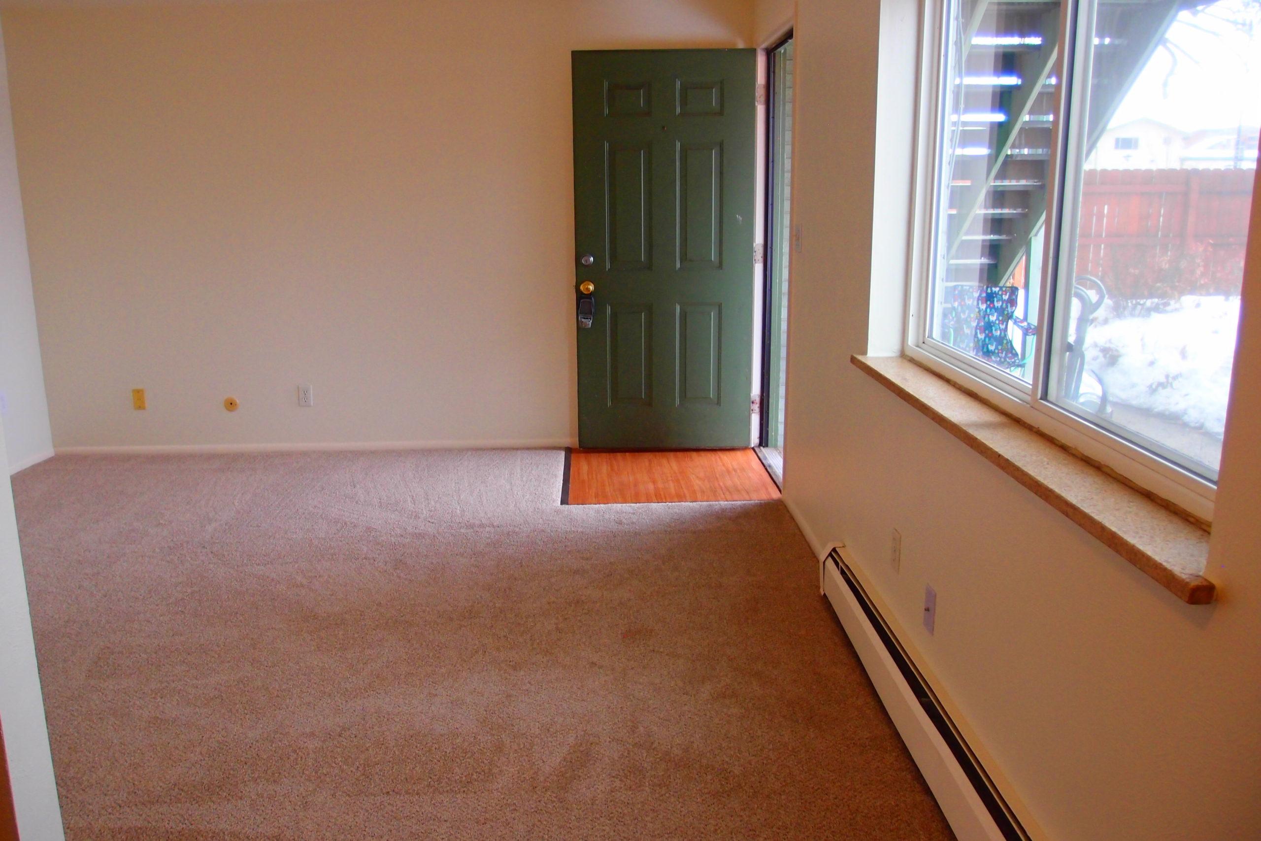 Spruce Front Door