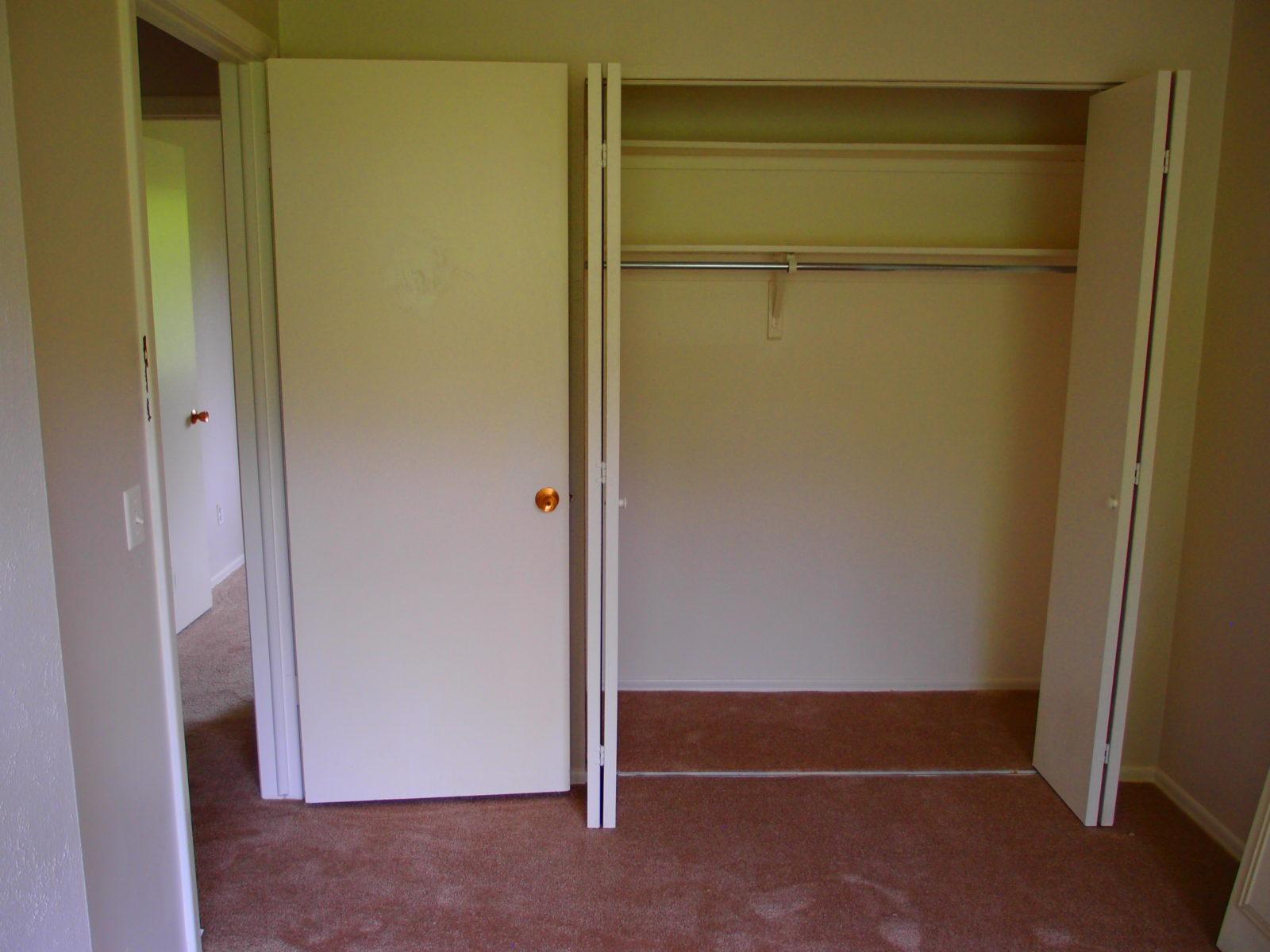 2473 Unit 2 Bed 2 Closet