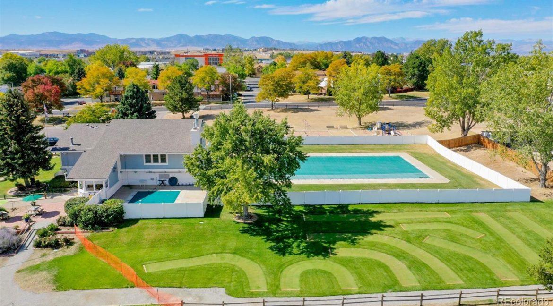 Greenway Park Pool Complex
