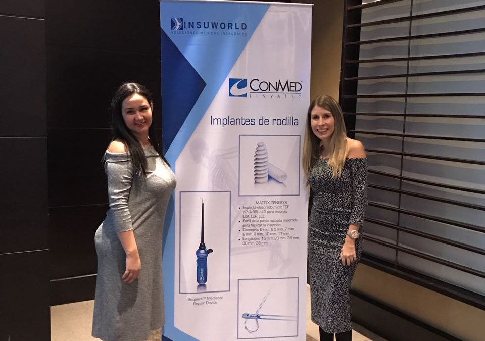 Launching the Arthotoscopy Line in Quito
