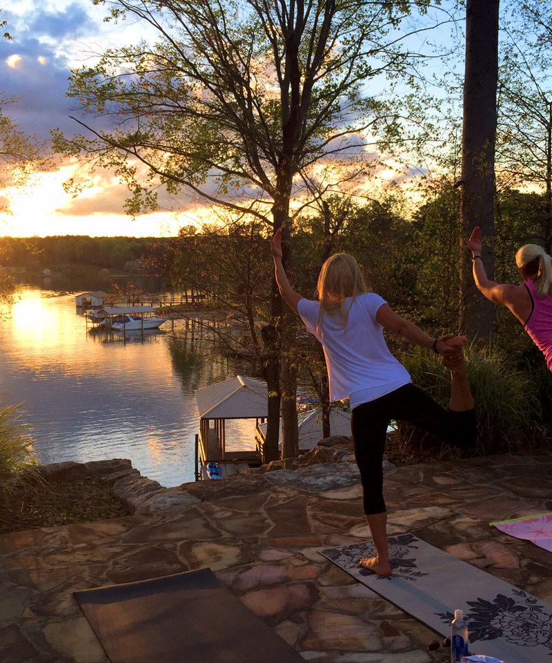 Yoga 101: Because calm is good