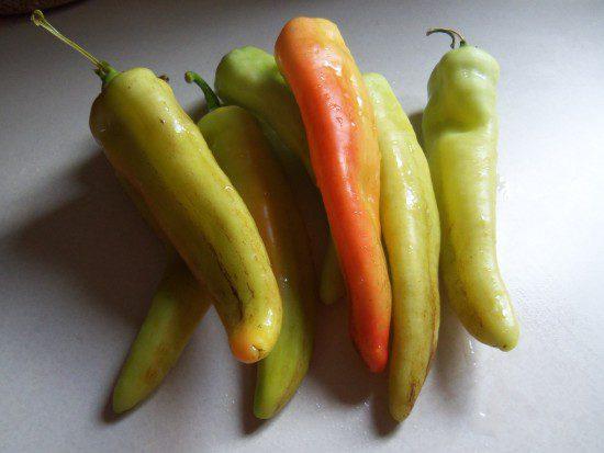 Stuffed Banana Peppers -Simple Life Mom