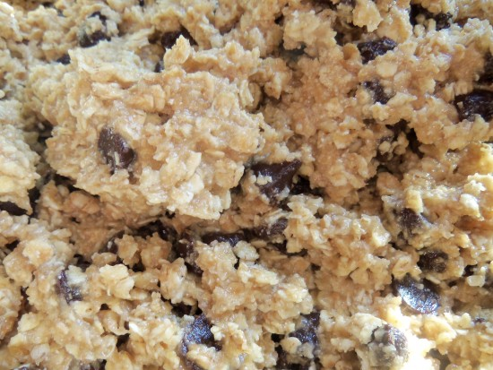 Best Ever Oatmeal Chocolate Chip Cookies