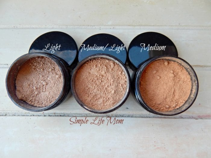 Natural Foundation from Simple Life Mom