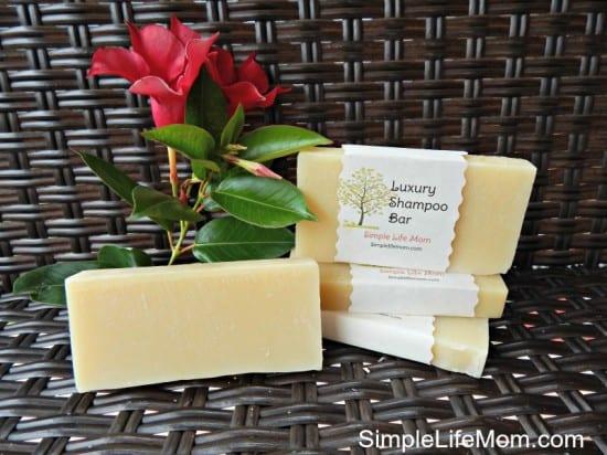 Shop - Luxury Shampoo Bars by Simple Life Mom