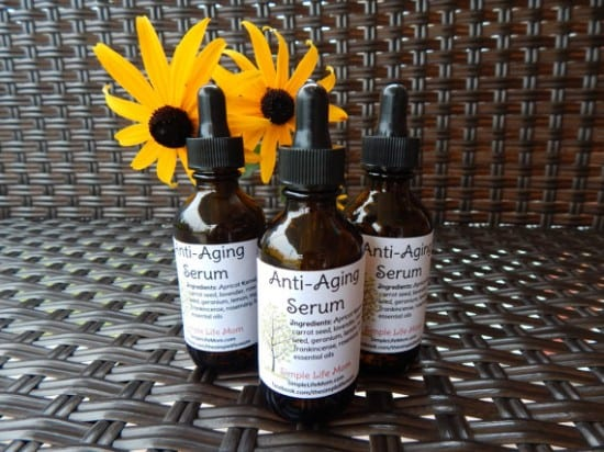 Shop - Anti-Aging Serum by Simple Life Mom