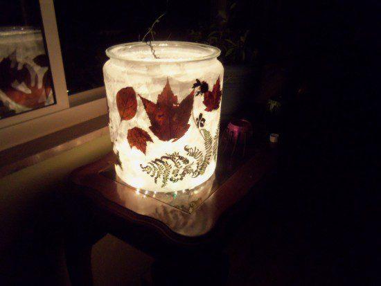 Autumn Glass - Simple Life Mom